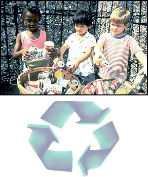 Recycling Children